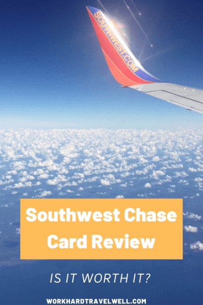 A Southwest Credit Card Review from a long time Southwest Credit Card Holder
