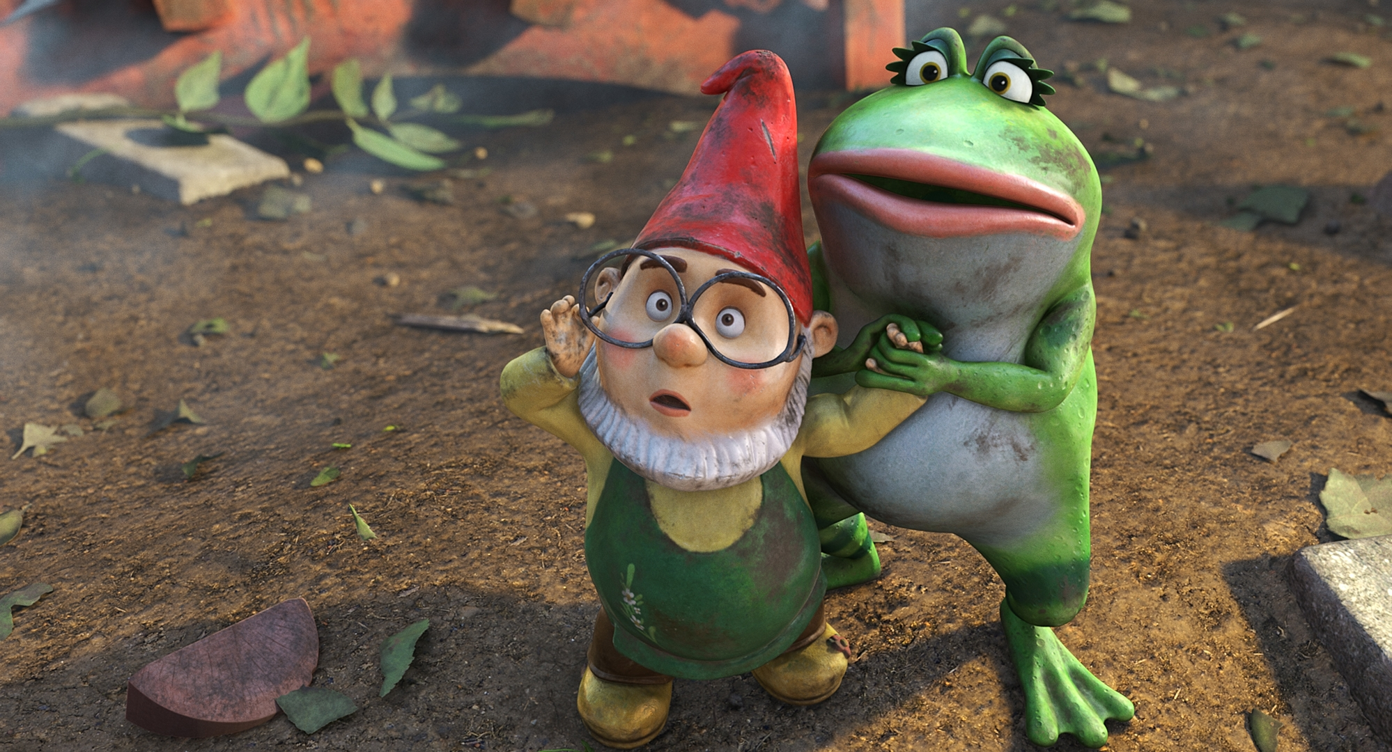 Gnomeo & Juliet\' (2011) Stills | Working Author