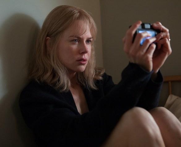 Nicole Kidman in Before I Go to Sleep (2014).