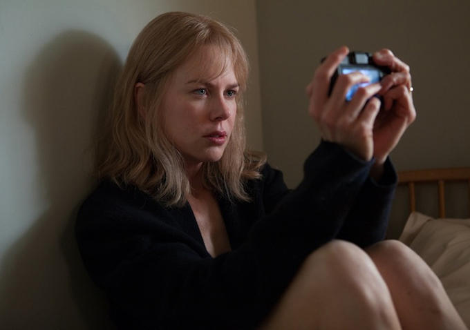 Nicole Kidman in Before I Go to Sleep (2014).