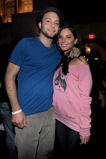 capcom-lost-planet-2-launch-party-jonathan-sadowski-olivia-munn