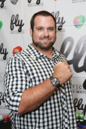 Brian de la Puente at the GBK Pre-ESPY Award Lounge 2013