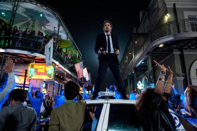 They Need a Volunteer in 'Now You See Me' (2013)