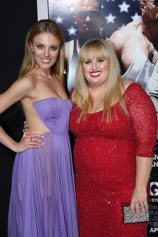 Bar Paly and Rebel Wilson