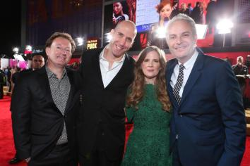 Simon Beaufoy, Michael Arndt, Suzanne Collins, Francis Lawrence