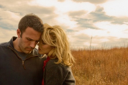 Ben Affleck and Rachel McAdams in 'To the Wonder'.