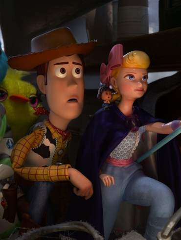 Friends in low place - Toy Story 4 (2019)