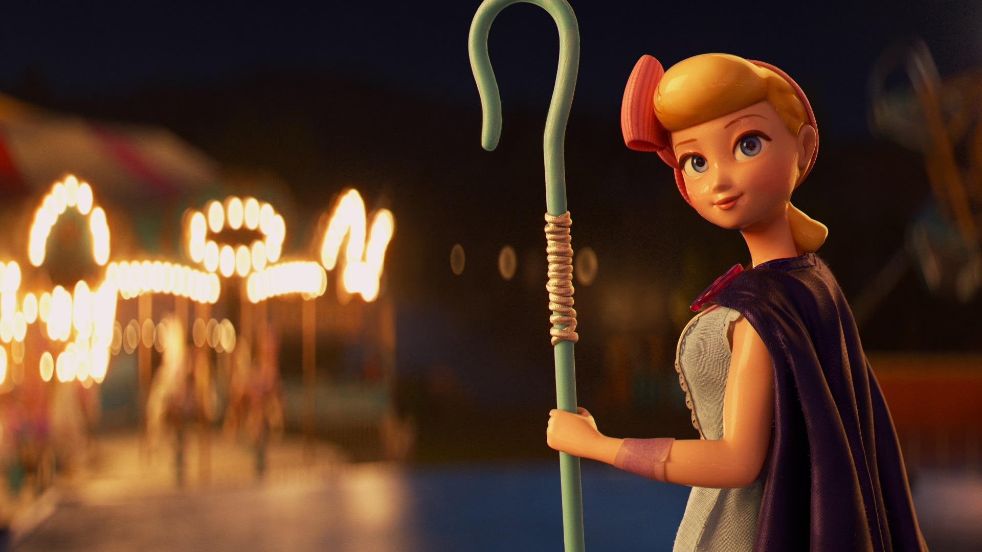 Bo Peep in Toy Story 4 (2019)