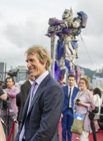 "Worldwide Premiere Of ""Transformers: Age Of Extinction"""