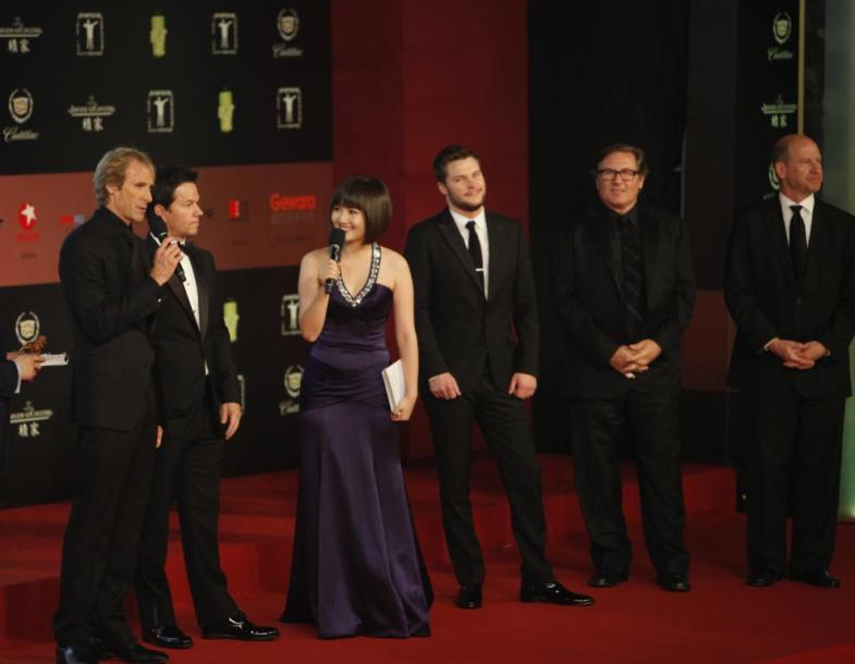 """""""Transformers"""" Shanghai Premiere"""