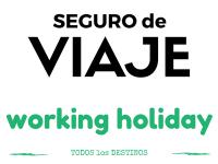 Seguro Médico para Working Holiday visa