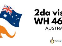 Australia Segunda visa Work and Holiday
