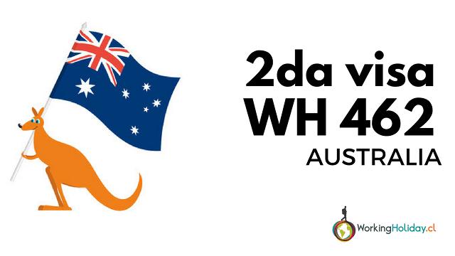 Australia segunda visa