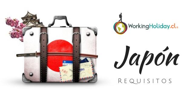 requisitos japón working holiday Chile visa