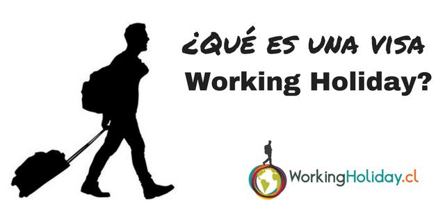 visa working holiday es