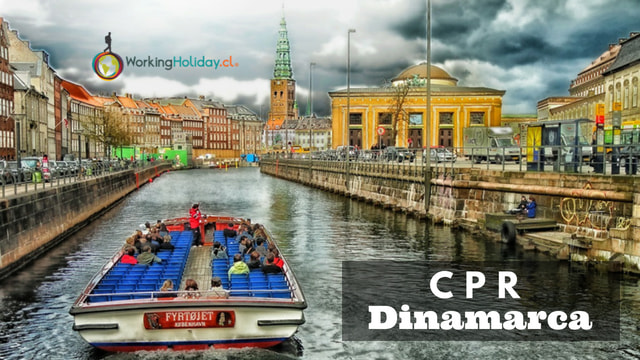 cpr en dinamarca working holiday denmark