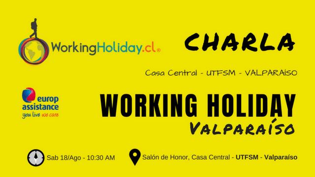 chala working holiday visa chile valparaíso utfsm