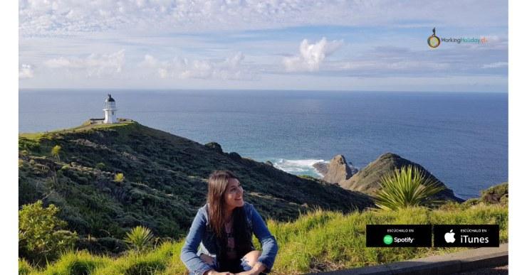 Podcast Karla Arenas - Nueva Zelanda