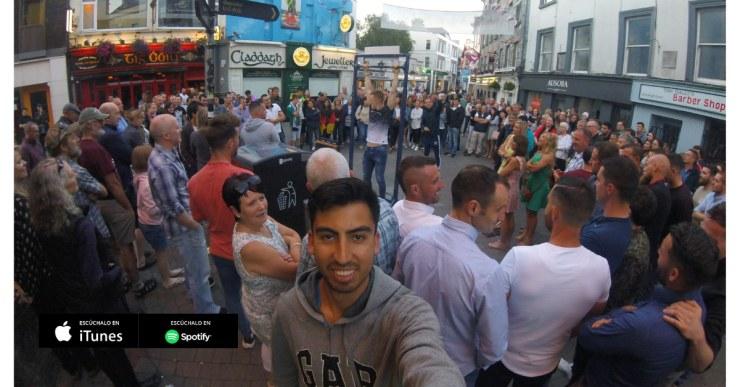 podcast irlanda - javier ayala working holiday