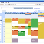 Update on Technology – The Family Calendar