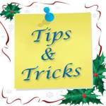 Christmas Organization Tips & Tricks