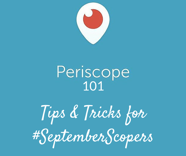 #SeptemberScopers