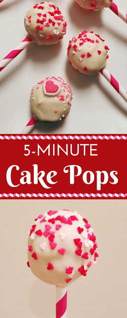 5 Minute Cake Pops Working Mom Magic
