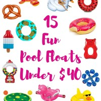 15 Fun Pool Floats Under $40