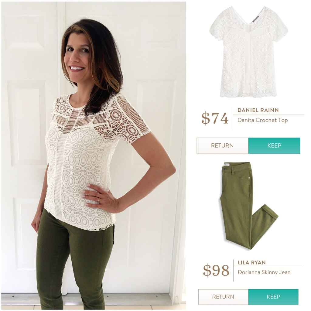 June 2016 Stitch Fix