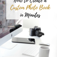 How to Create a Custom Photo Book in Minutes
