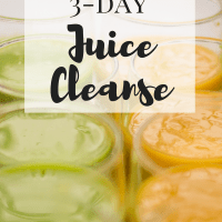 I Tried a 3-Day Juice Cleanse