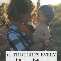 10 Thoughts Every New Mom Has