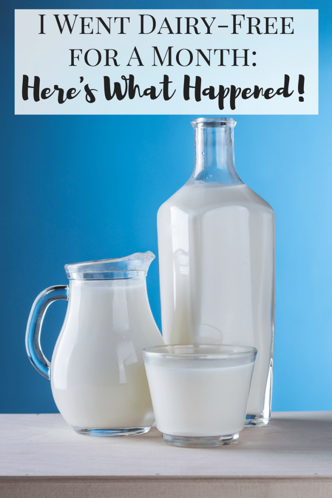 I Went Dairy-Free for a Month: Here's What Happened