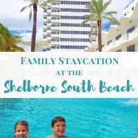 Family Staycation at the Shelborne South Beach