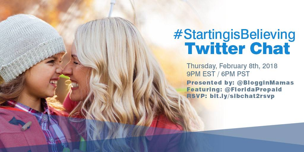 #StartingisBelieving Twitter Chat