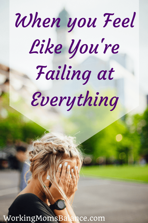 """Do you find yourself saying, """"I feel like I'm failing at everything!"""" on a regular basis? I've been there too. But there is hope. You weren't meant to do everything, you were created to do one thing. If you feel like you are failing at everything click here to find out your true purpose."""