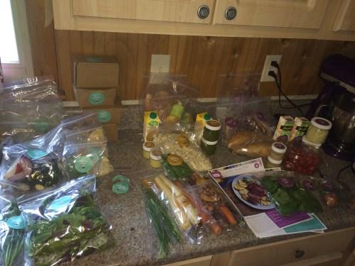 green chef ingredients