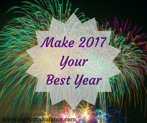 Small steps you can take to make the New Year your best year.