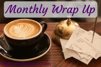Monthly Wrap Up – August 2017