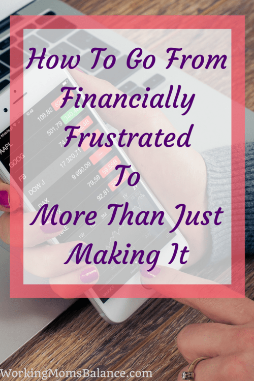 Nearly everyone has faced times of financial frustration. But there is always hope and a way out. With careful planning and wise decisions you can change your personal finances to discover that you are more than just making it. This post is a book review and guide from the new book by Erin Odom, More Than Just Making It: Hope for the Heart of the Financially Frustrated.