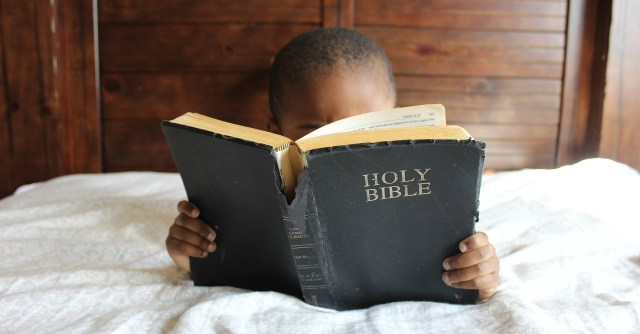 21 Bible Verses to Teach Your Children