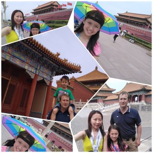 China holiday, Beijing tour, Tiananmen Square, Forbidden City