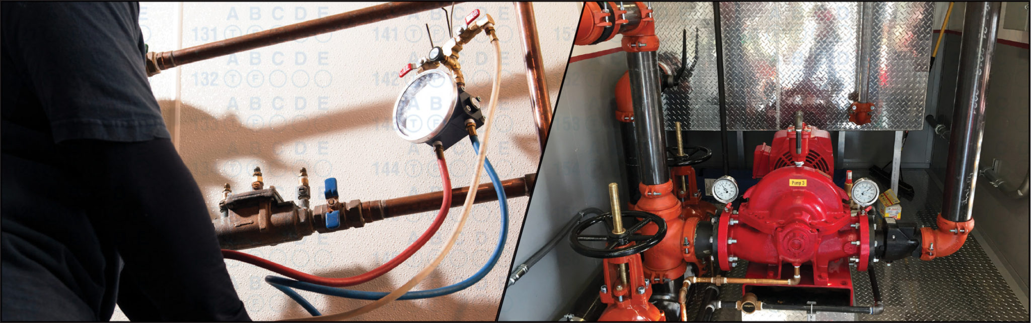 Fire Protection And Backflow Prevention Working Pressure An Electrical Wire With Pipe White Background September 28 2018 According To The Asse International Plumbing