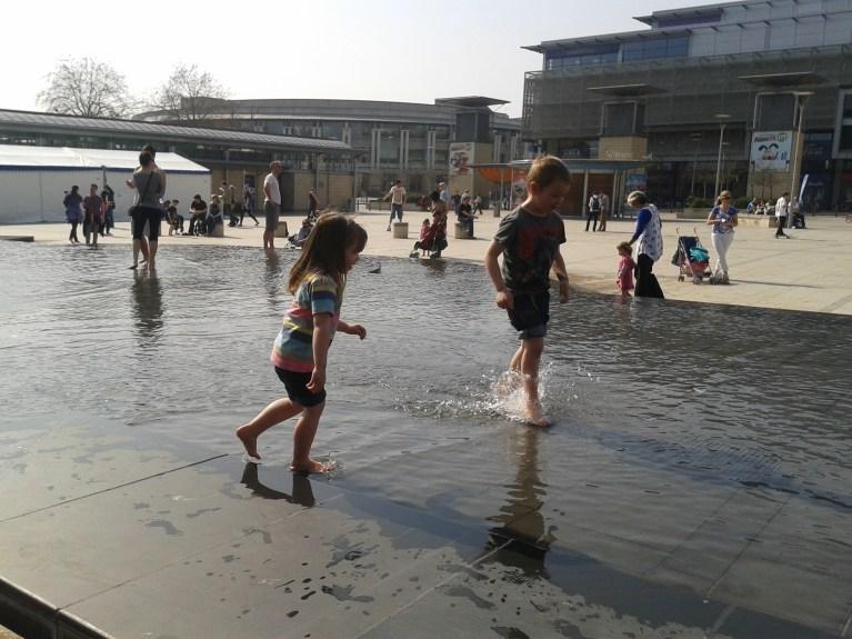 Bristol Millenium Square