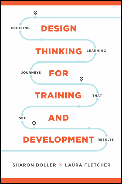 New Book Design Thinking For Training And Development Work Learning Research