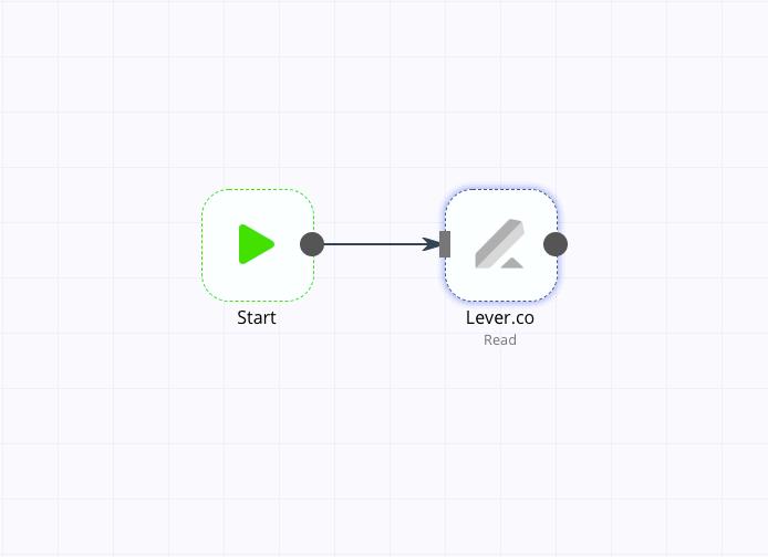 automate lever integration