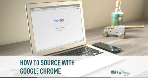How To Source with Google Chrome