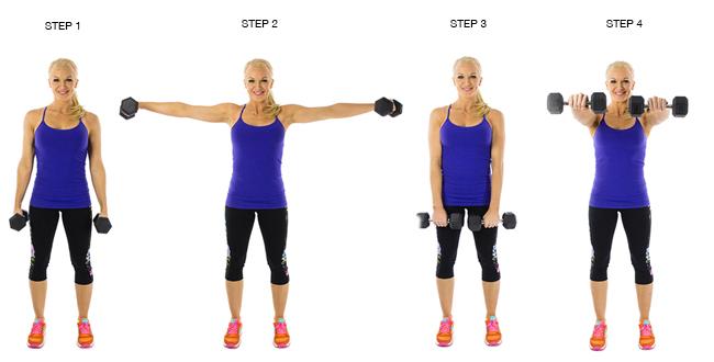 esercizi x dimagrire la schiena