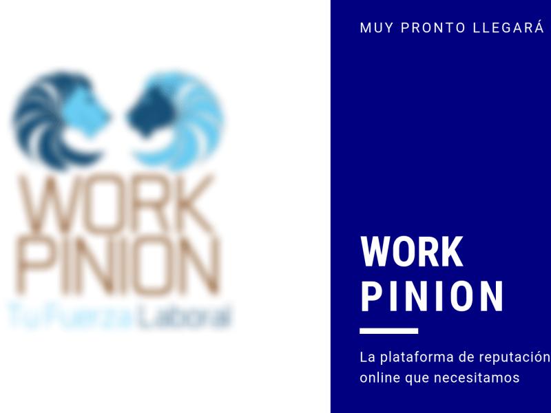 Workpinion, trabaja para vivir