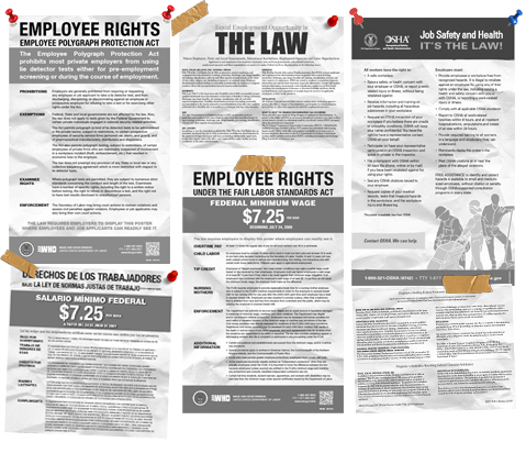 alabama state labor law posters